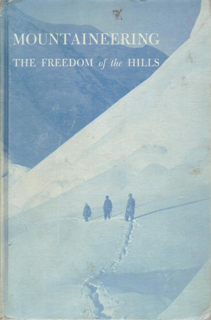 Mountaineering Freedom Hills harvey manning product image