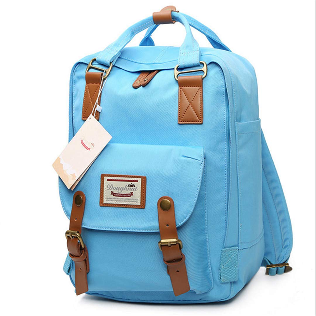 Famous Teenage Backpacks For Girl Nylon Waterproof Kanken Backpack Travel Bag Women Large Capacity Computer Bags