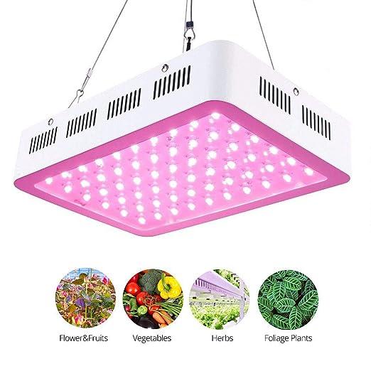 Roleadro Foco Led Cultivo 300w Full Spectrum Led Plantas Lampara Crecimiento Para Armario Cultivo Hidroponico