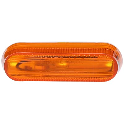 Grote 45253 Yellow Thin-Line Single-Bulb Clearance Marker Light: Automotive