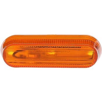 Amazon.com: Grote 45253 Yellow Thin-Line Single-Bulb