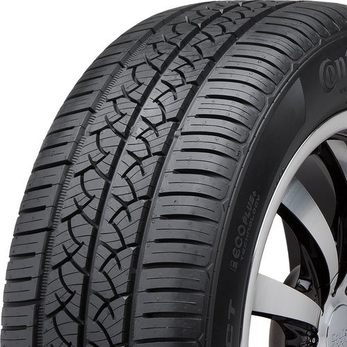 Continental TrueContact All Season Radial Tire – The Control King