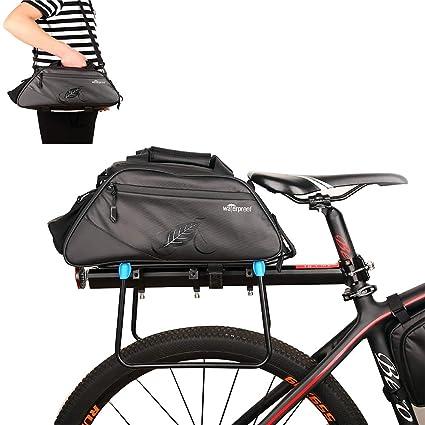Doppel Satteltasche Kinder Gepäcktasche Gepäckträger Fahrrad Rad Bike Tasche
