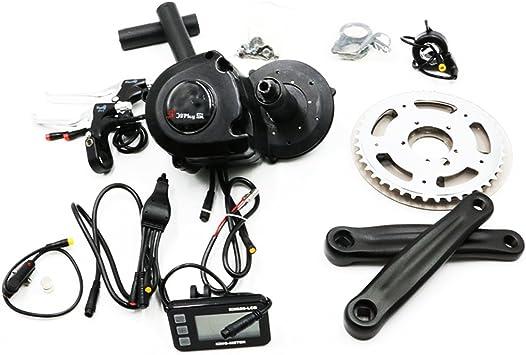 Jueshuai Kit de Motor de transmisión Media para Bicicleta ...