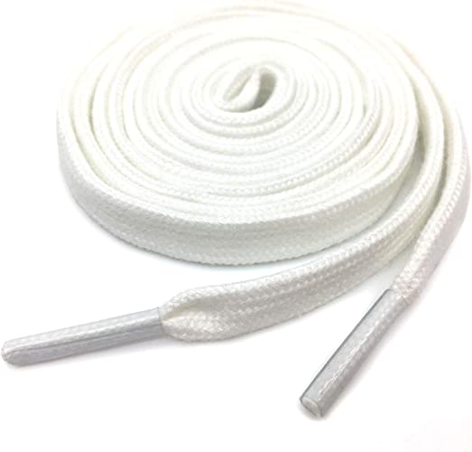 Flat Shoe Laces Athletic Running Tennis Shoes Wide Shoelaces Bootlaces