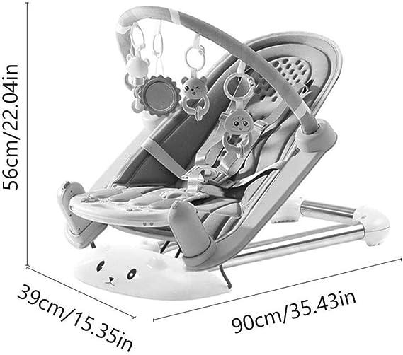 AZZ Bebé Mecedora, eléctrica de múltiples Funciones de la Silla de ...