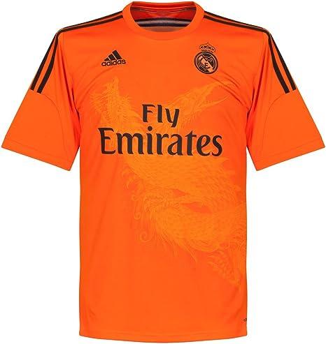 adidas - Camiseta de Portero de Hombre 3ª equipación Real Madrid ...