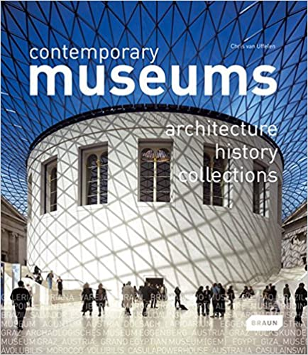 Book Contemporary Museums: Architecture · History · Collections