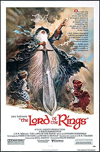Ring Of Fellowship Poster The Movie - Posters USA - The Lord of the Rings Movie Poster GLOSSY FINISH - MOV148 (24