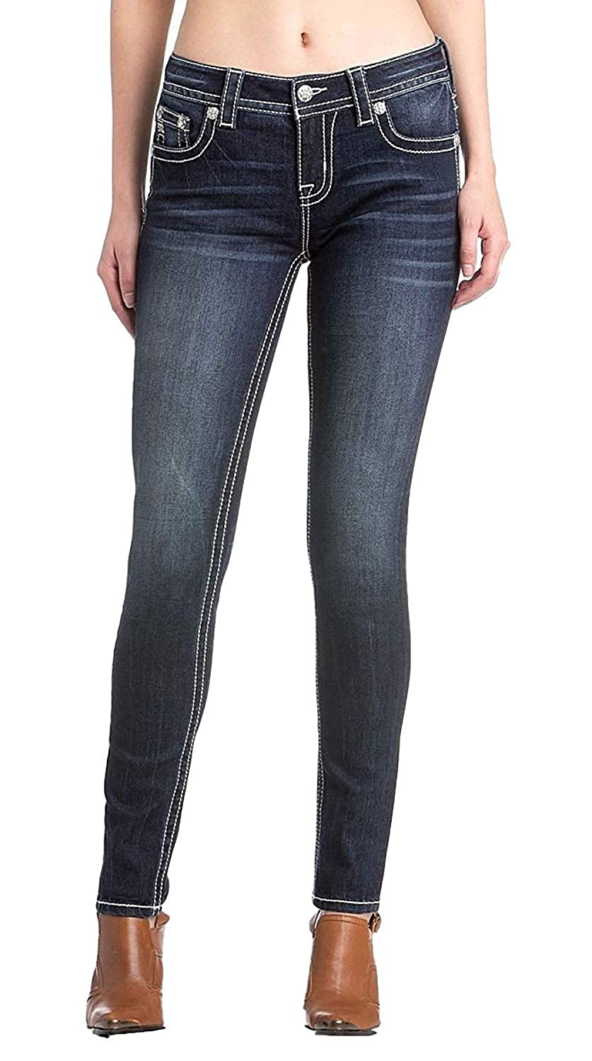 Womens Hailey Skinny M3290S Jeans Miss Me