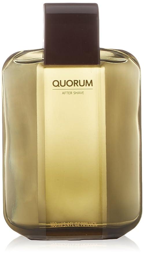 Puig - Quorum - Loción después del afeitado para hombres - 100 ml
