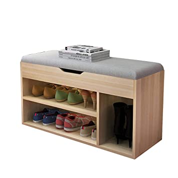 Amazonde Schuhregalschuhschrank Simple Modern Home Schuh Bank