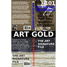 Art Gold, Learning How To Be An Art Dealer Tools