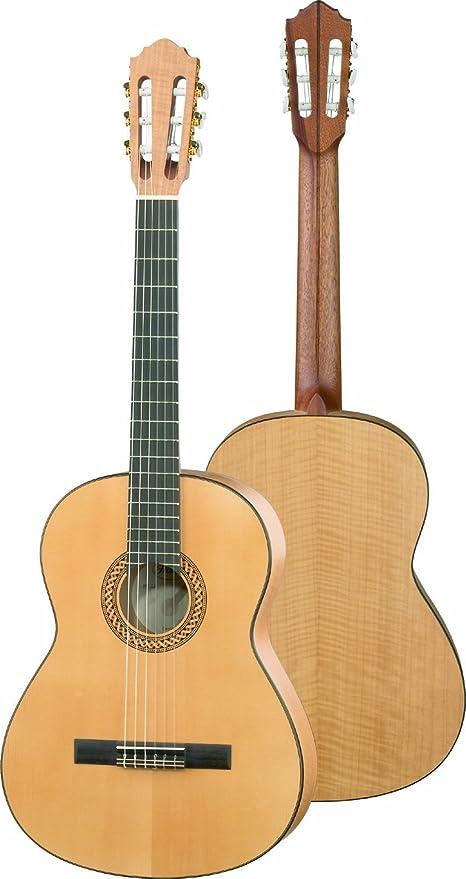 Höfner clásico de Line Guitarra de concierto 4/4 HF12, 65 mm ...