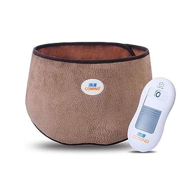 SYR&M Almohadilla Eléctrica Lumbar 3 Niveles De Temperatura Fiebre De 360 ° Aliviar El Dolor Menstrual