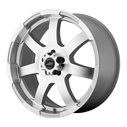 amazon american racing ar899 series silver with machined face 1940 Ford Pickup amazon american racing ar899 series silver with machined face wheel 22x9 5 5x114 3mm automotive