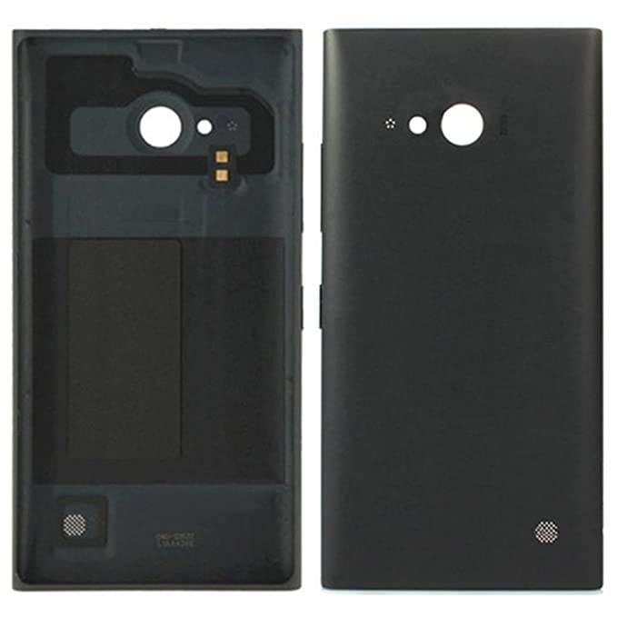 huge selection of baec6 e1684 iPartsBuy Replacement Battery Back Cover for Nokia Lumia 730(Black)