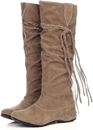 Zapatos Mujer Otoño Invierno 2017 Botas de Plataforma Zapatos de tacón Botines Zapatos Interiores / 36-42