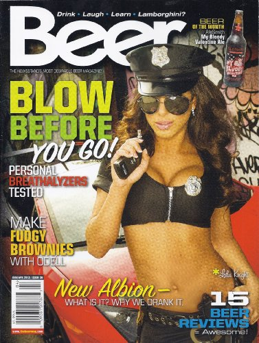 Beer (#30) (March/April 2013 (Leila Knight Cover))