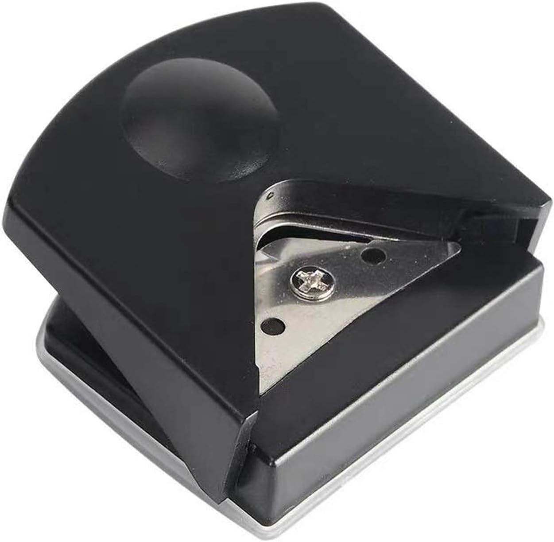 Corner Cutter Verwendung f/ür Papier Laminate Fotos Scrapbooking Radius 4 mm Eckenrunder Eckenabrunder Schwarz Plastik Radiusschneider f/ür Karten Scrapbooking Handwerk DIY Werkzeug