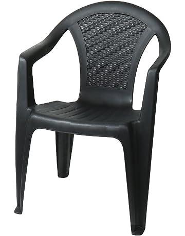 Sedie Impilabili Da Esterno.Sedie Per Tavolo Da Giardino Giardino E Giardinaggio Amazon It