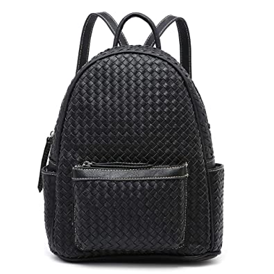 444f858bd386 Women Backpack Purse Ladies Trendy Stylish Casual Back Pack Handbag Bag ( Small