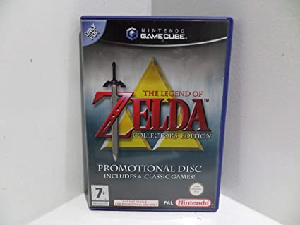 ocarina of time collectors edition