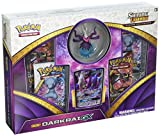 Pokemon Tcg: Shining Legends Collection Trading Set, Features 4 Booster Packs, 1 Ultra Rare Shiny Darkrai-GX Foil Card, 1 Sculpted Figure and More