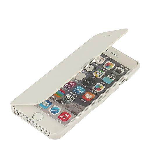 35 opinioni per Cover iPhone 6, Cover iPhone 6s, MTRONX Custodia Case Ultra Folio Flip Stile