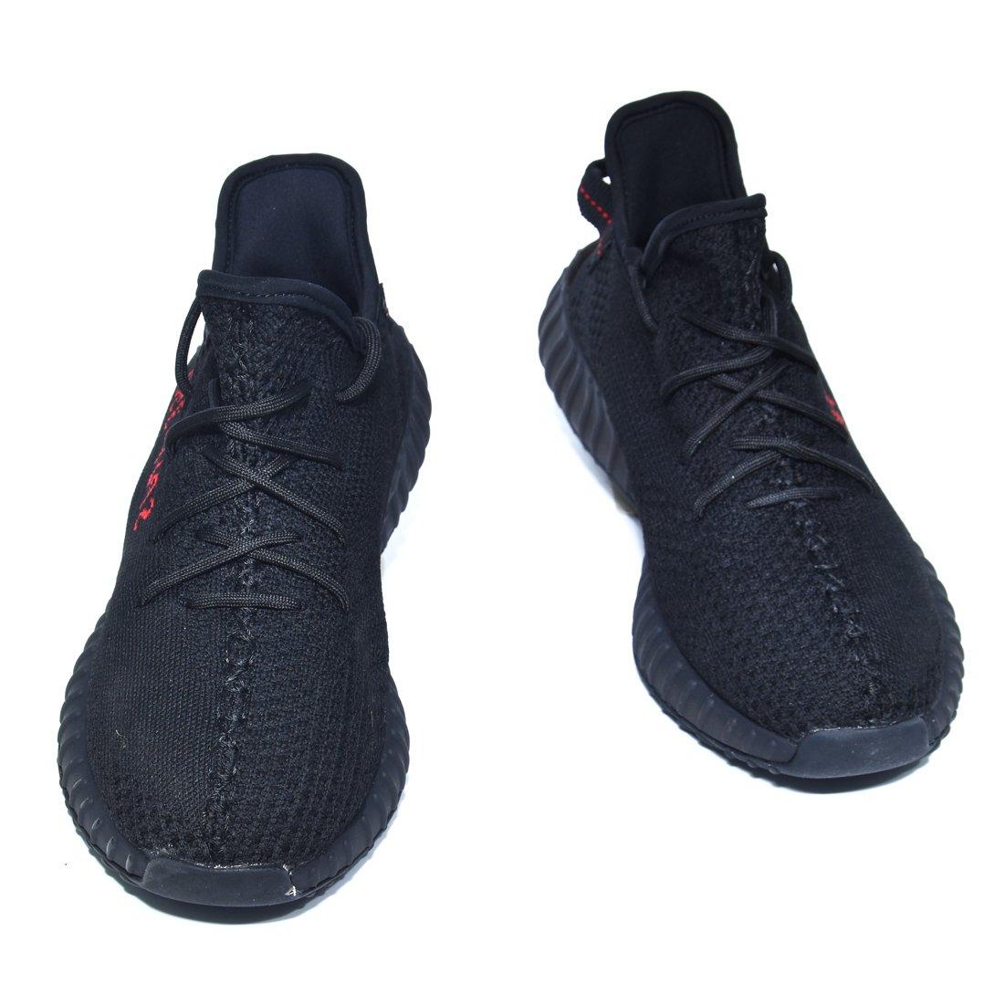 YAOXI Zapatillas de Caucho Para Hombre US_8/CM_255/EUR_41|negro rojo