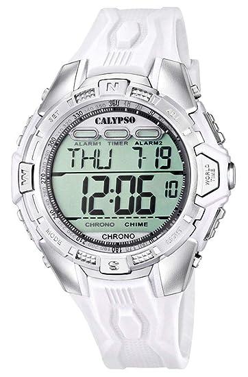 Calypso watches K5615/1 - Reloj para hombres, correa de plástico: Amazon.es: Relojes