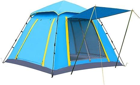 QAR Tienda de campaña al Aire Libre automático Doble Playa Salvaje Camping Tiendas de campaña: Amazon.es: Deportes y aire libre