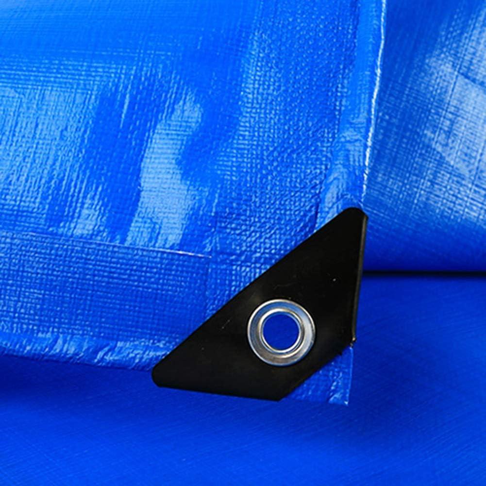 LYN Plane Outdoor Truck Verdicktes wasserdichtes Tuch wasserdichte Sonnencreme Plane Regendichter Sonnenschirm Leinwand Sonnencreme Regendichte Dicke 0,35mm 4.8X7.8M