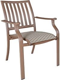 Amazon Com Sling Chairs Patio Lawn Amp Garden