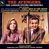 The Avengers: Also Includes Dr. Strangelove, First Men In The Moon, Captain Kronos, Vampire Hunter, Hedda (Television And Film Score Re-recordings)
