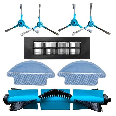 REYEE Pack de 8 Kit de Accesorios de Repuesto para Cecotec Conga ...