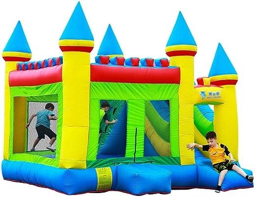 Castillos hinchables Castillo Inflable trampolín Infantil ...