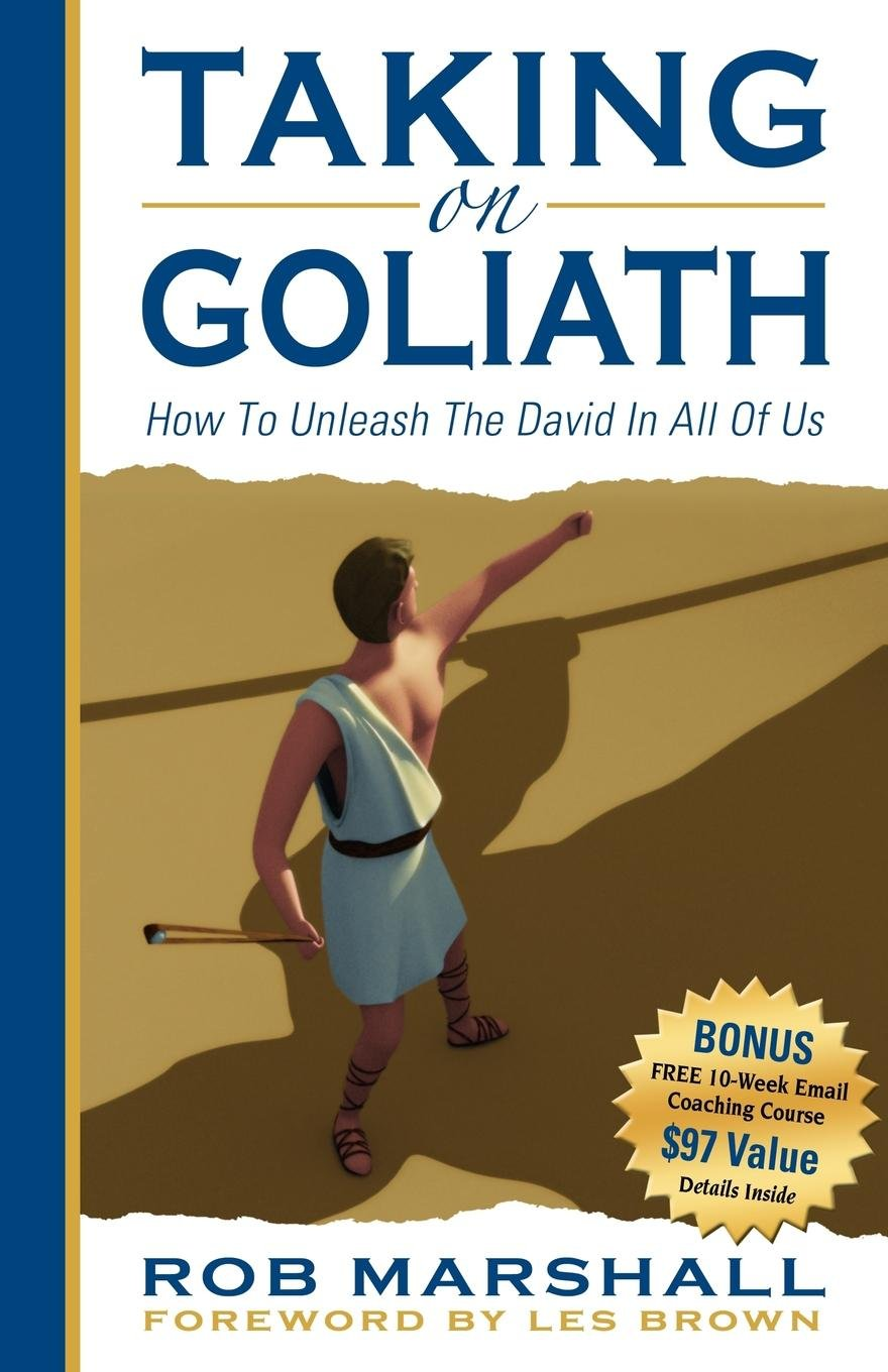 Taking on Goliath: How to Unleash the David in All of Us (Morgan James Faith) pdf epub