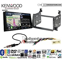 Volunteer Audio Kenwood Excelon DNX994S Double Din Radio Install Kit with GPS Navigation Apple CarPlay Android Auto Fits 2006-2008 Hyundai Azera