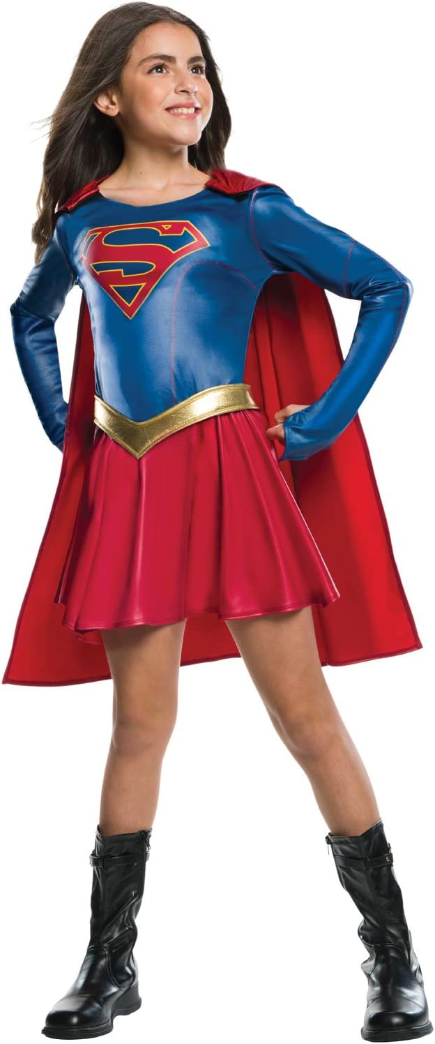 Rubies Official - Disfraz de Supergirl (serie de televisión ...