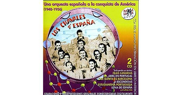 Amazon.com: Una Orquesta Española A La Conquista De América ...