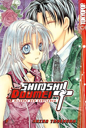 Shinshi Doumei Cross - Allianz der Gentlemen 09 Taschenbuch – 17. Juli 2008 Arina Tanemura TOKYOPOP 3865806791 13393345