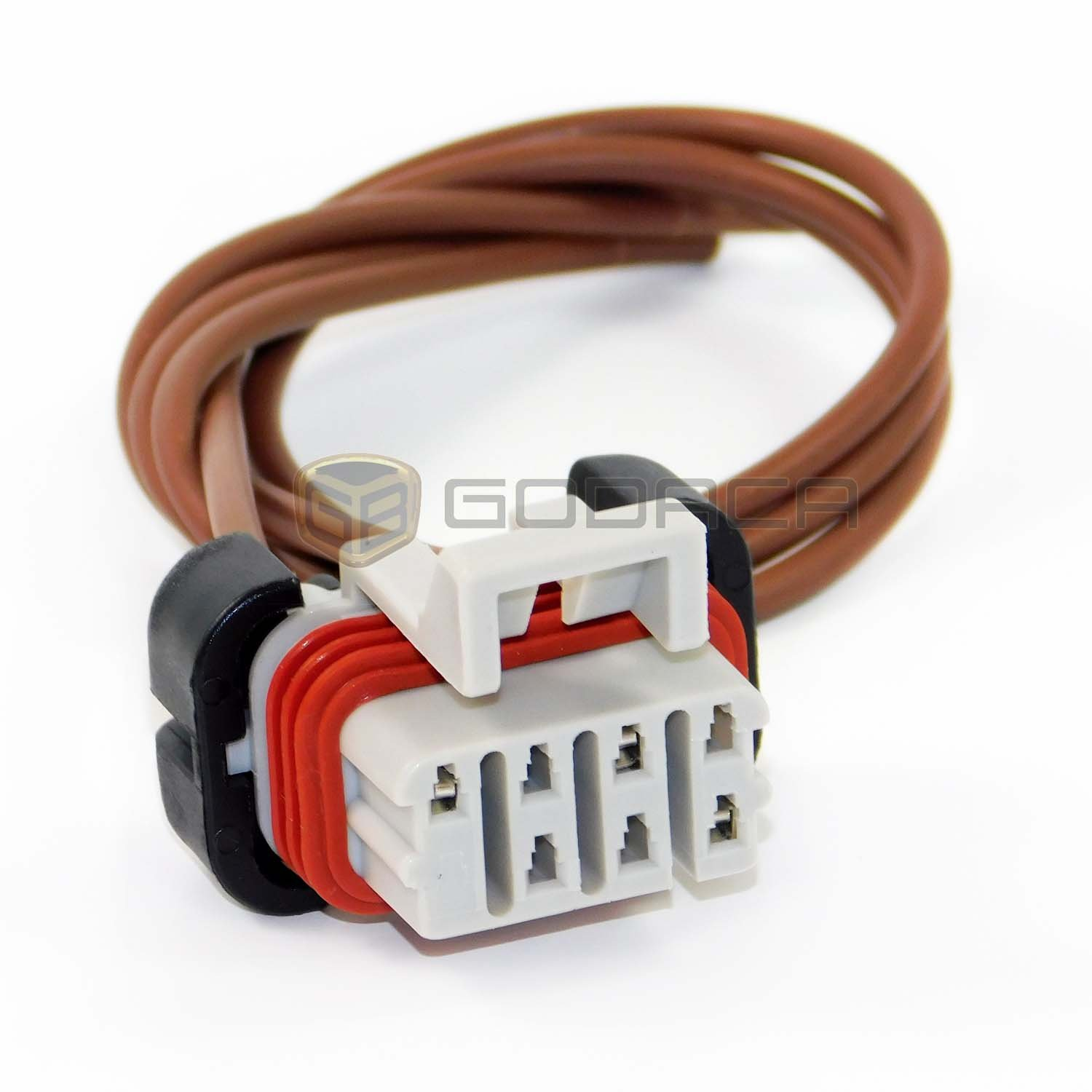 Amazon.com: 1x Connector 7-way 3 wires for Freightliner Columbia Headlight  bulb: Automotive