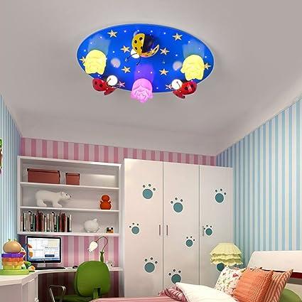 Best wishes shop lámpara de mesa- Lámpara de techo creativa de la habitación de los