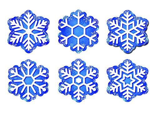 Snowflake Cutout - Creative Teaching Press 6