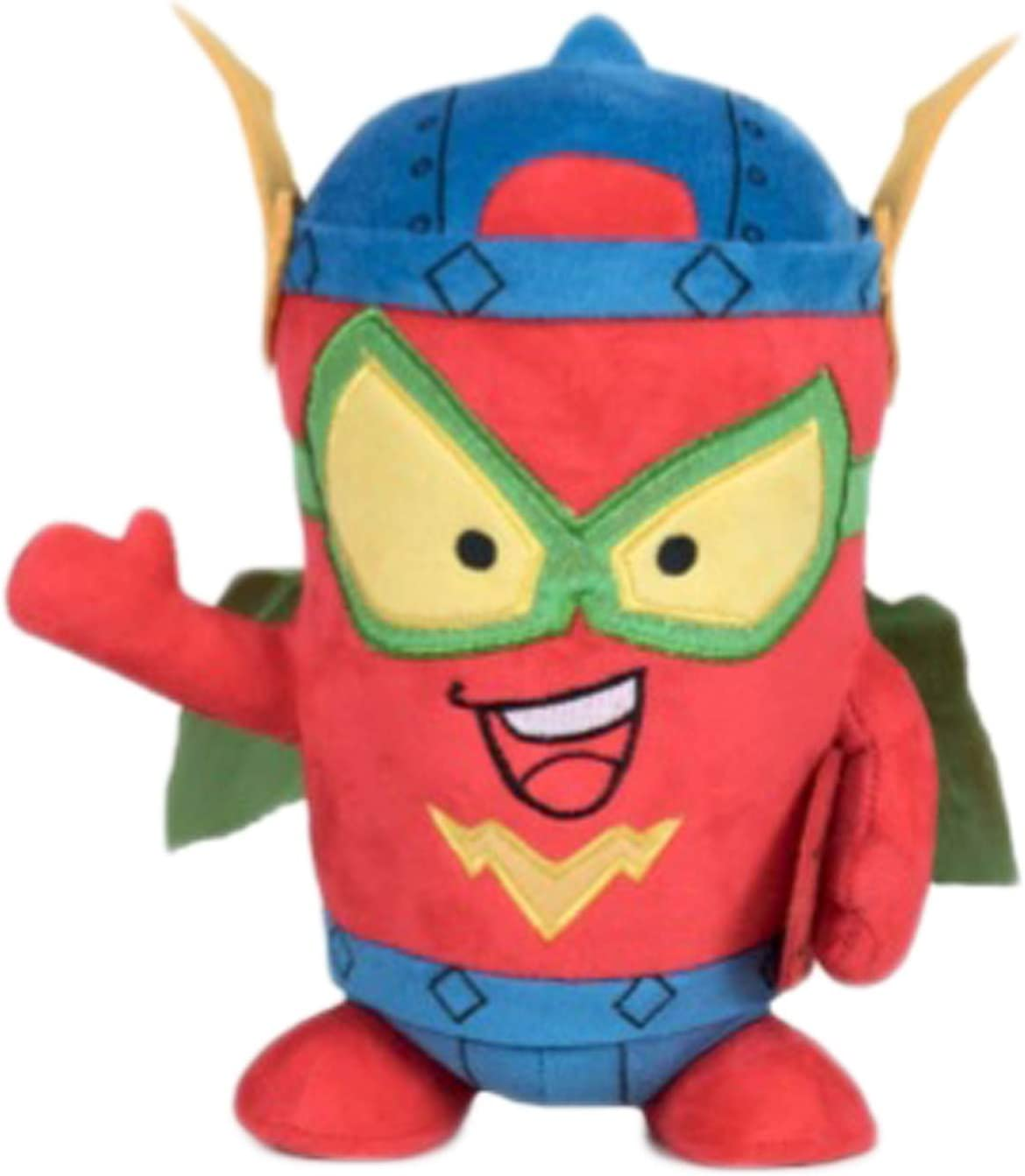 SuperZings - Peluches Calidad Super Soft (27cm, Kid Fury): Amazon.es: Juguetes y juegos