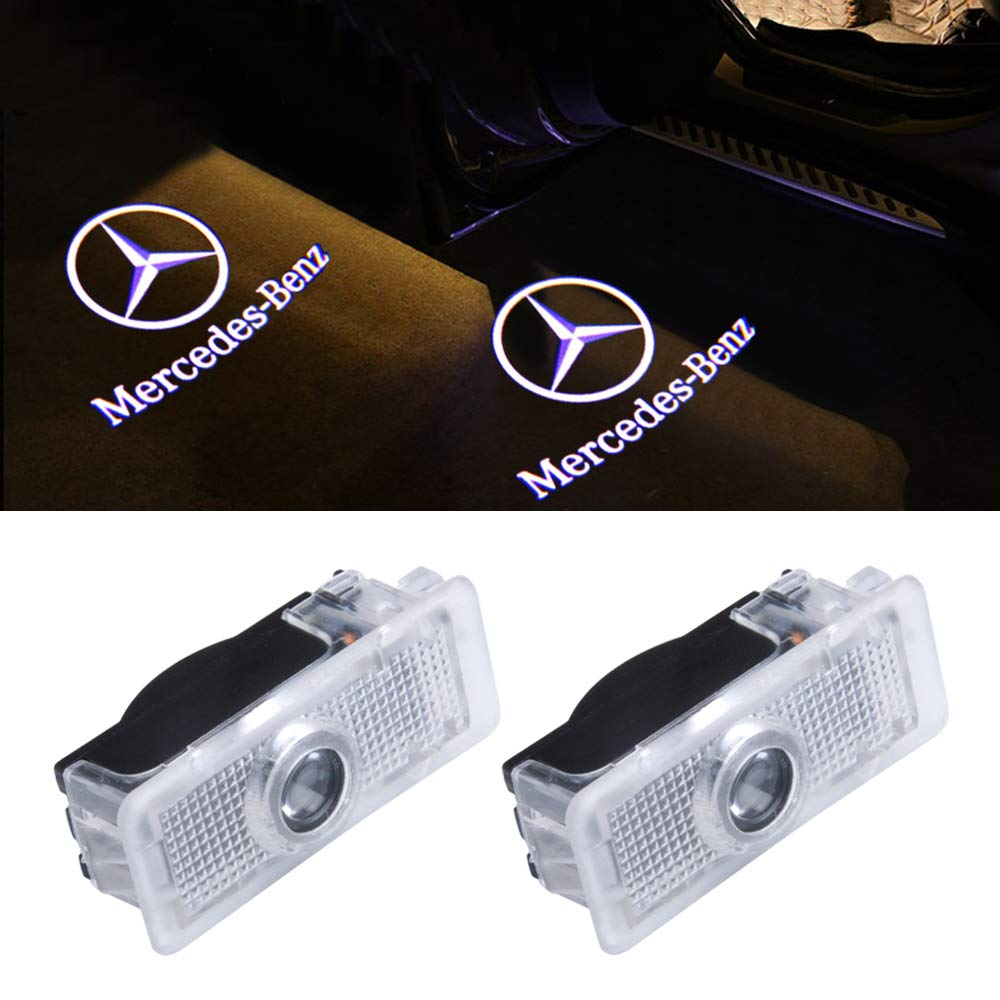 T/ürbeleuchtung Logo OTUAYAUTO Einstiegsbeleuchtung Autot/ür LED Licht T/ür