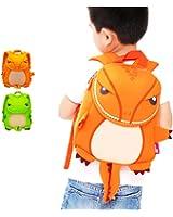 OFUN Dinosaur Backpack, Toddler Backpack Dinosaur Gift Bags Little Boy Backpacks