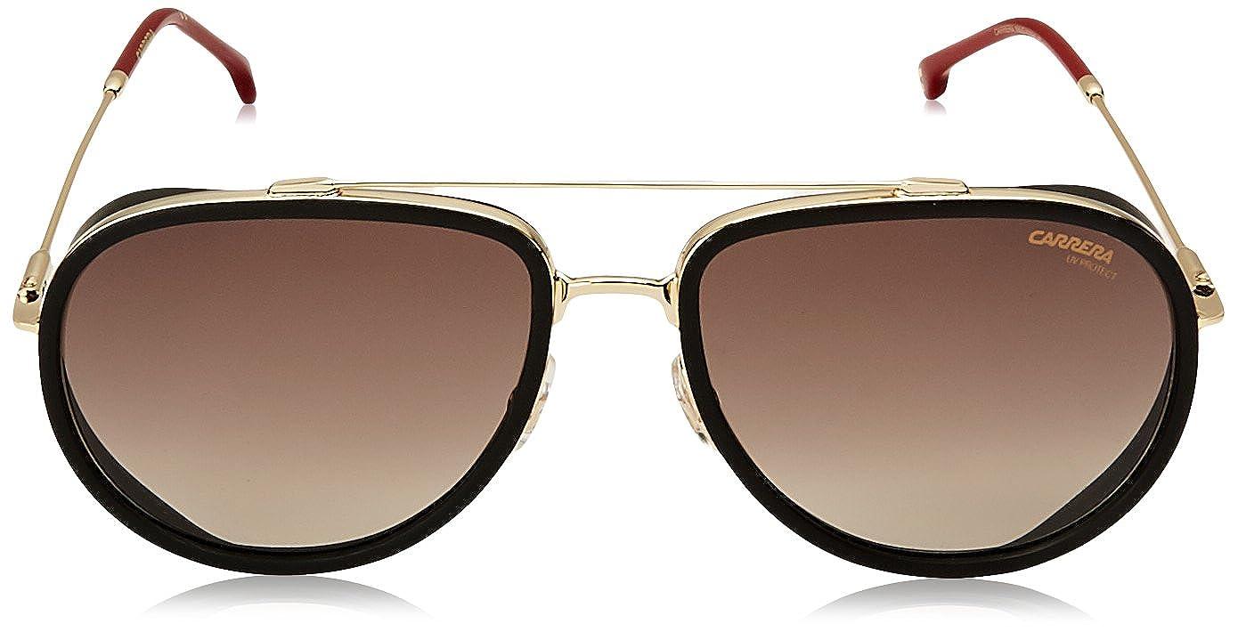 Lunettes de Soleil Carrera CARRERA 166 S GOLD BLACK BROWN SHADED unisexe   Amazon.fr  Vêtements et accessoires 27ed667bf8b7