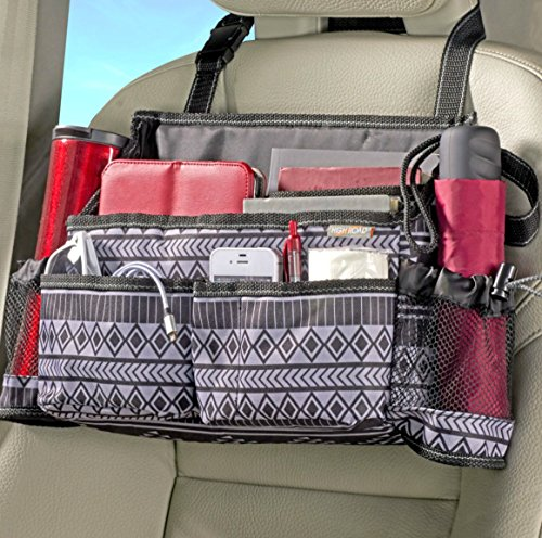 High Road SwingAway Car Seat Organizer for Front or Back Seat (Baja)